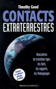 , Joëlle, un contact extraterrestre..